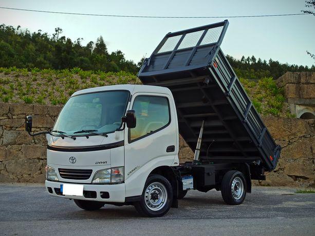 Toyota Dyna S30.23 Tri-Basculante Nacional