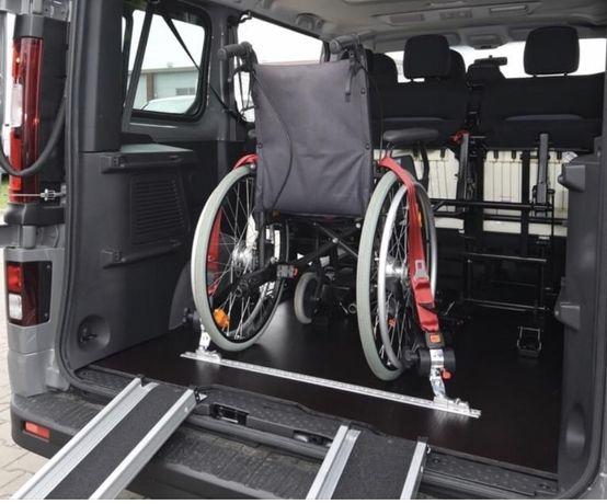 Przewóz osób niepełnosprawnych/BUS na wynajem