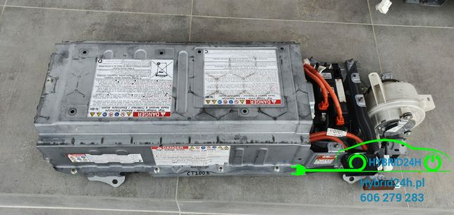 Naprawy/regeneracji/wymiany baterii hybrydowych Toyota Prius