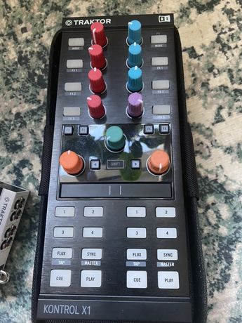 X1 Mk2 + Audio 6