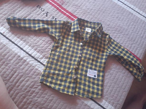 Рубашка для хлопчика 2-3роки