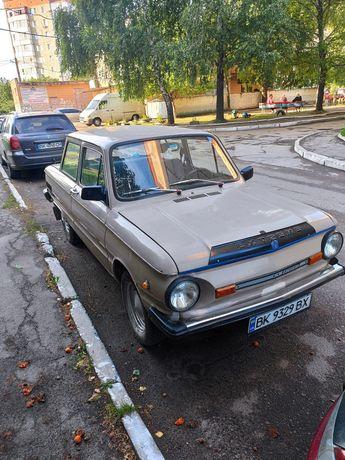 Продам авто ЗАЗ-968М