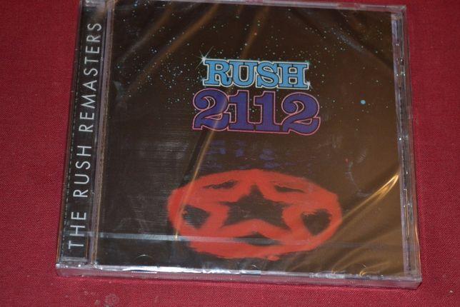 """Rush """"2112"""" - 1976, Фирменный. Запечатанный. Издаоду.ние 1997 г"""