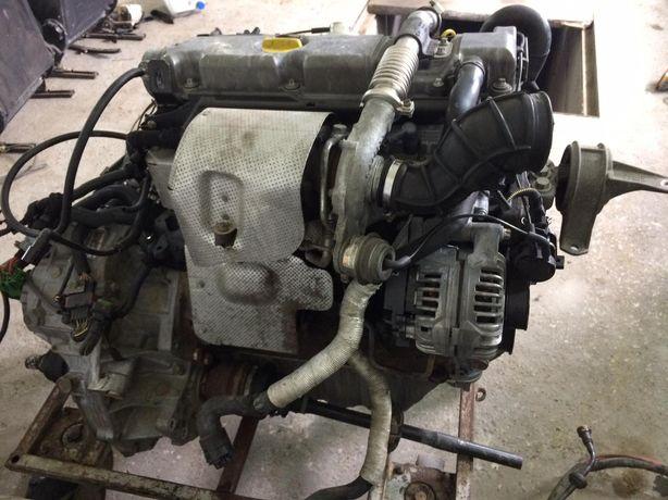 Мотор опель астра 2.0 дизель