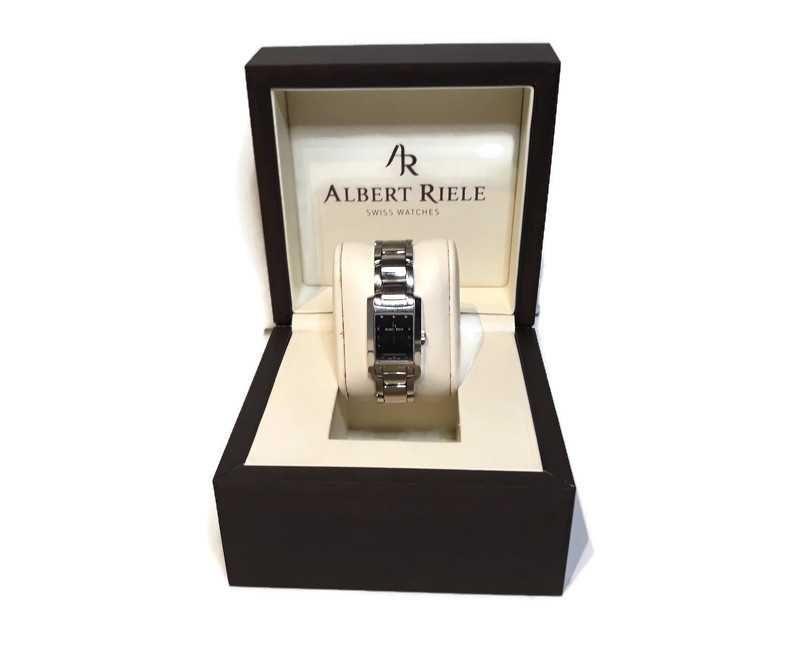Zegarek damski Albert Riele 030LQ08-SS11I-SS