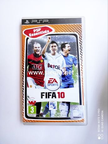 Fifa 10 psp .