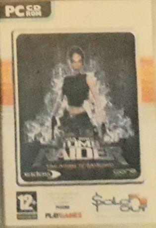 Jogo PC Tomb Raider The Angel of Darkness