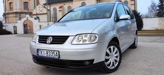 VW TOURAN 2005 R 2.0 TDI 136 KM.Zamiana.Raty