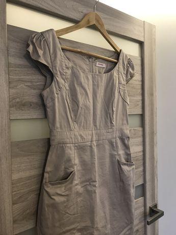 Beżowa sukienka Orsay r. 36 / 38