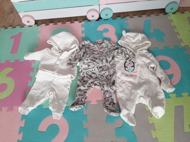 Piękne ubranka dziecięce, stan idealny, rozmiar 56