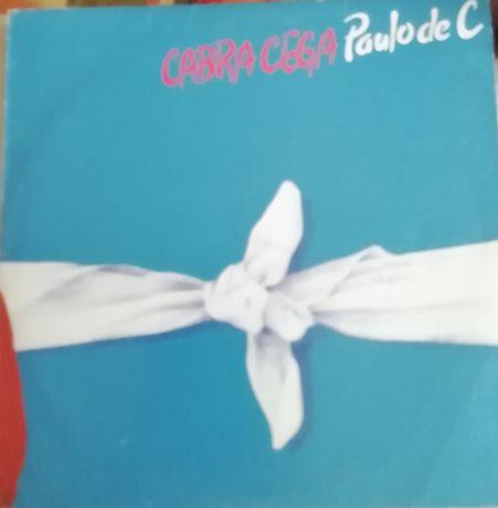 Paulo de Carvalho - Cabra Cega - 1982