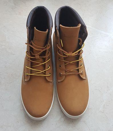 Nowe buty sportowe Timberland skóra nubuk r.41
