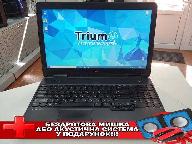 """Dell Latitude E5540/15.6""""HD/Intel Core i5-4200U/8GB/750GB/Windows 10"""