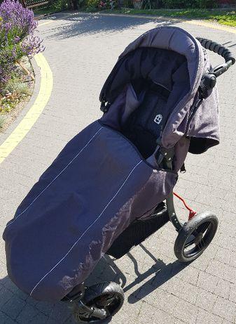 Wózek inwalidzki specjalny dziecięcy model EIO