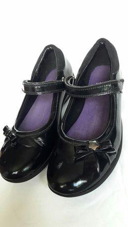 Туфли кожаные Clarks 20,5 см