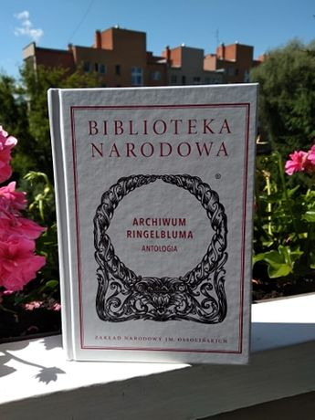 książka Archiwum Ringelbluma Antologia NOWA