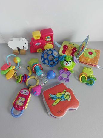 Zabawki dla maluszka 12 sztuk
