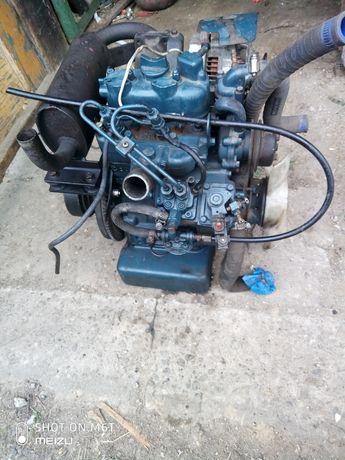Silnik kubota z400 dwa cylindry