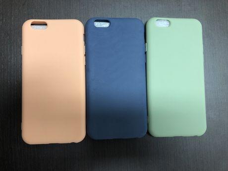 Silicone iphone 6 e 6s