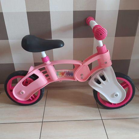 Rower biegowy dziewczęcy