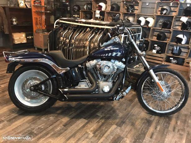 Harley-Davidson FXST  Softail Custom
