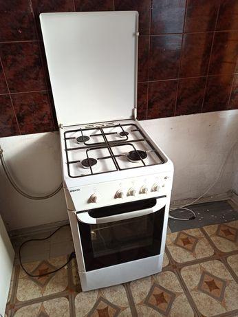 Kuchenka gazowo-elektryczna BEKO