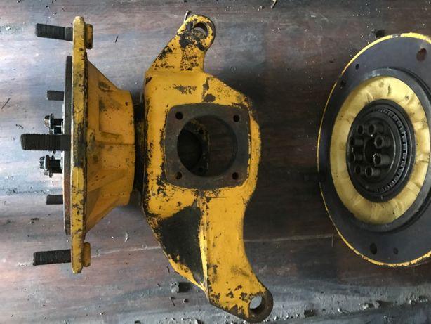 Zwrotnica z piastą ładowarka teleskopowa JCB