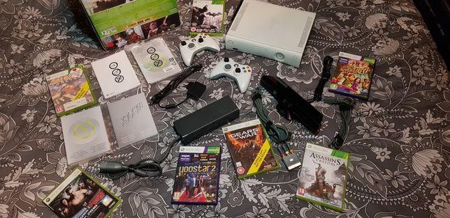 Xbox 360 Duuży zestaw