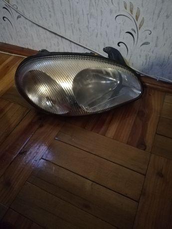 Lampa przod prawa daewo Lanos