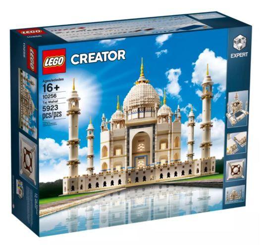 LEGO 10256 Creator Expert Taj Mahal Avenidas Novas - imagem 1