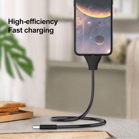 Suporte / Dock carregador de pé Iphone lightning