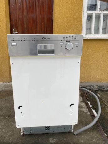 Посудомийна машина Bomann