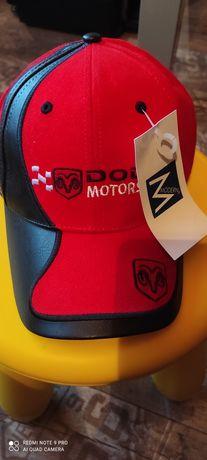 Nowa czapeczka Dodge