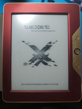 Электронная книга Texel с подсветкой TB-116FL Читает все форматы