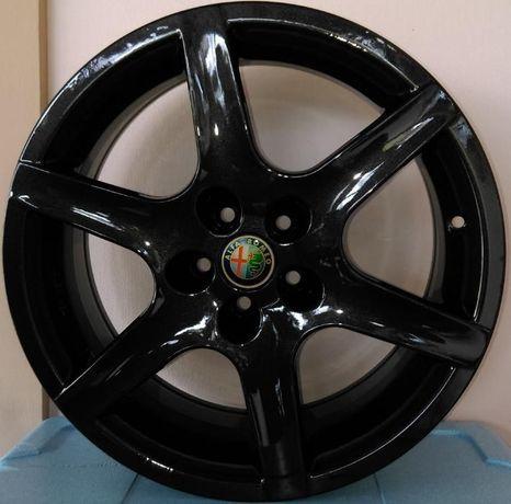 """Felgi aluminiowe 17"""" Alfa Romeo 156, 7jx17H2"""