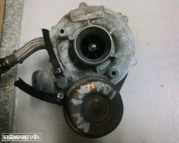 turbo vw polo 1400 tdi AMF