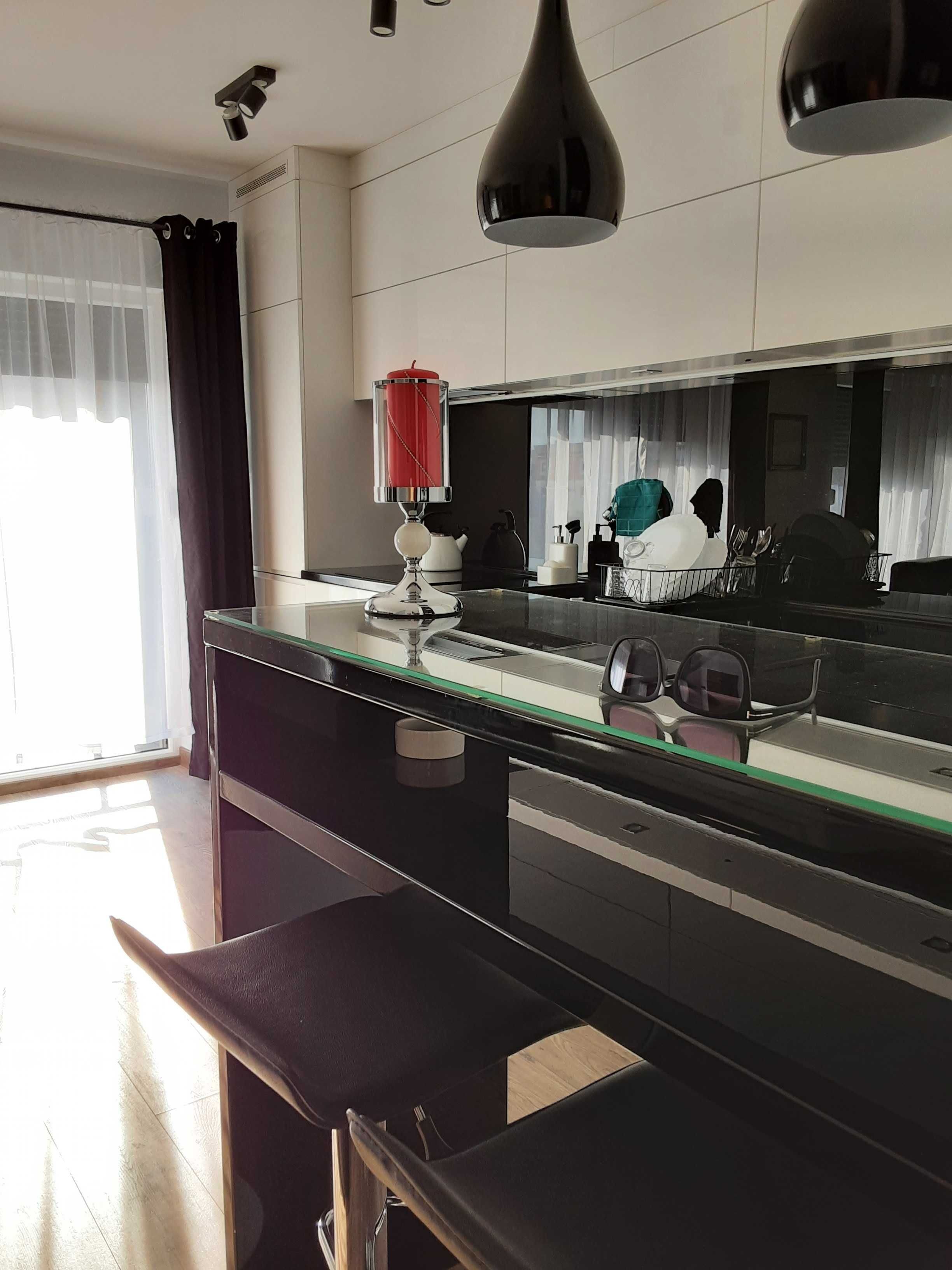 Nietuzinkowy apartament w Lesznie