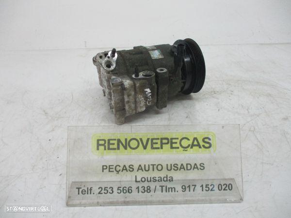 Compressor Do Ar Condicionado Hyundai Matrix (Fc)