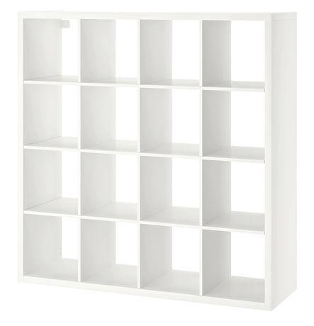 NOWY regał Kallax Ikea biały 182x182