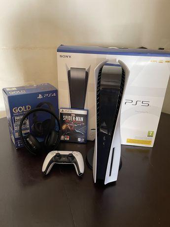 PlayStation 5 825GB c/factura e garantia