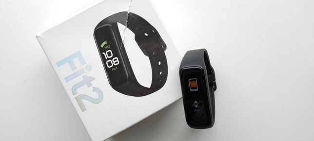 Samsung Galaxy Fit 2 Preto