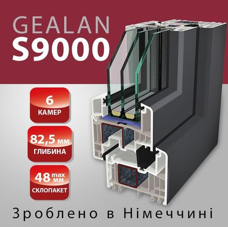 Производство и доставка напрямую с завода окна двери алюминий Одесса