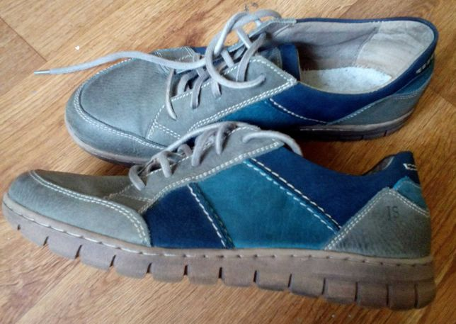 Туфли, мокасины Josef Seibel кожа