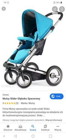 Wózek Mutsy Slider 2w1