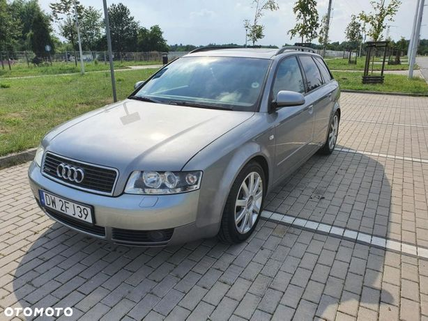 Audi A4 B6 avant quattro. 1.8t z LPG. Zadbana, gotowa do drogi.