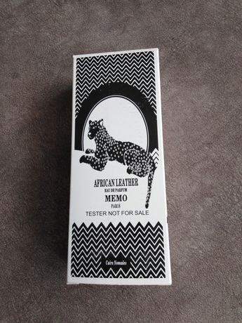 Perfumy African Leather MEMO
