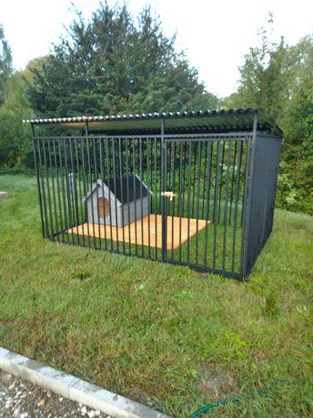 Kojec dla psa,solidny mocny box, klatka