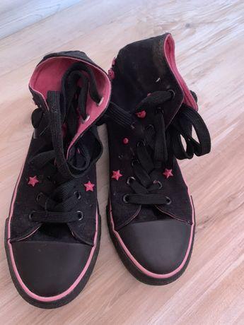 Buty dla dziewczynki. Rozm 35/36