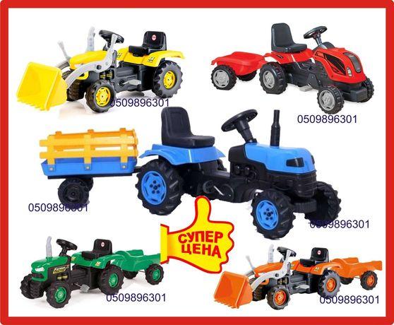 Трактор на педалях! Великий вибір ! Склад-магазин!
