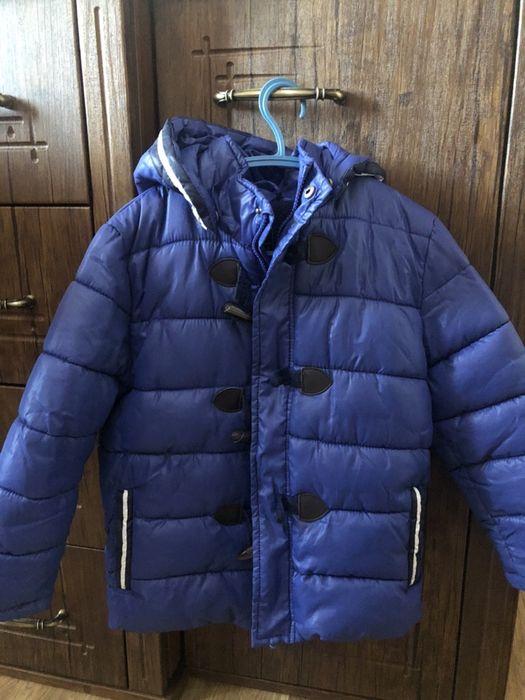 Зимова курточка Mayoral 5-6р Брошнев - изображение 1